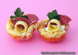m fr canapes canape photo picture definition at photo dictionary canape word