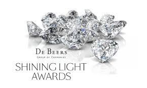 jewellery designers botswana jewellery designers dazzle at de beers awards yourbotswana