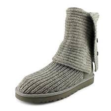 wide fitting s boots australia ugg australia s textile low heel 0 5 1 5 in boots ebay