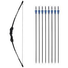 backyard archery set amazon com barnett sportflight recurve archery set basic