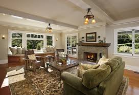 arts and crafts style homes interior design style decorating interiors