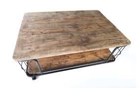 Table De Salon Industrielle by Table Basse Style Usine Lovely Table Basse Metal Bois 14 Table