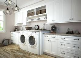 lowes white shaker cabinets laundry room cabinets aspen white shaker assembled laundry room
