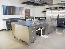 kitchen island steel how to apply a stainless steel kitchen island kitchen remodel