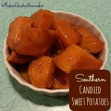 decadent southern candied sweet potatoes modern christian homemaker