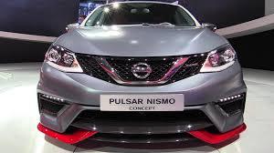 harga nissan altima 2016 2015 nissan pulsar nismo concept exterior walkaround debut at