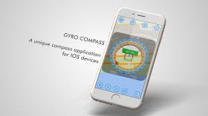 gyro compass a unique compass application for ios devices youtube