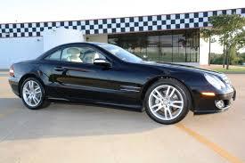 2008 mercedes benz sl 550 2 door retractable hardtop roadster