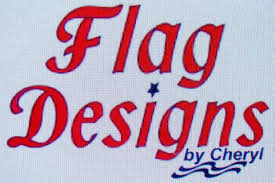 Raleigh Flag Flag Designs By Cheryl