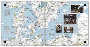 Trains In Europe Map by Railrouter Co Uk Railpass Railmap