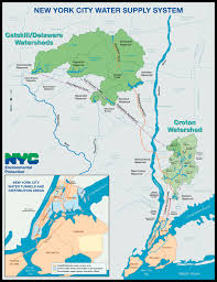 Connecticut New York Map by Eight Miles Of Water Underground With Manhattan U0027s New Aquatic