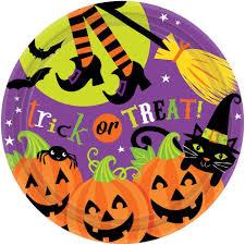 halloween tableware halloween u2013 ziggos party