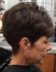 easy and stylish short haircuts for older ladies bob hairstyles