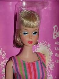 american barbie doll