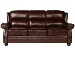 Leather Sofa Sleeper Lazzaro Sofas And Sectionals