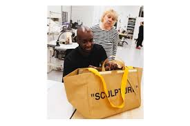 virgil abloh is at the ikea factory