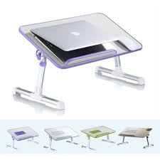 Buy Laptop Desk Buy One Get Three Whale A8 Cooling Fan Laptop Desk Bed Table