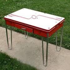 Vintage Metal Kitchen Table Sets  Vintage Kitchen Table Vintage - Vintage metal kitchen table