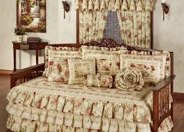 girls full bedding sets full bedding sets image is loading antique lace chevron 3piece