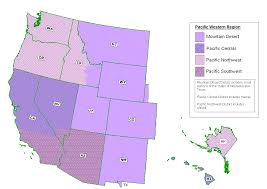 Growing Zone Map Usa by Western United States Public Domain Maps By Pat The Free Open