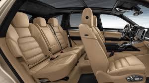 2014 Porsche Cayenne S - 2014 porsche cayman s interior seats backseat passengers are