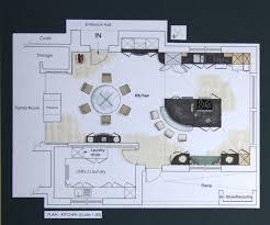 Floor Plan Kitchen Design by Tag For Open Plan Kitchen Design Nanilumi