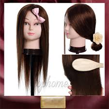 popular head model hair buy cheap head model hair lots from china