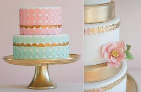 with pastels whimsical wedding cakes