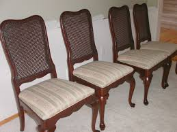 Covering Dining Room Chairs Uncategorized Reupholstering Chairs Within Glorious