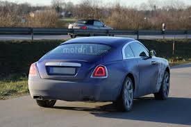 rolls royce wraith engine rolls royce wraith coupe facelift spied during tests bmwcoop