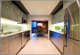 Galley Kitchen Lighting Vintage Galley Kitchen Recessed Lighting Layout Galley Kitchen