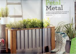 Large Planter Box by In The Garden Diy Fresh Home Planter Box Our Blog
