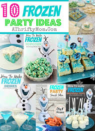 frozen party frozen party ideas 10 ideas to throw the best frozen themed party