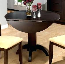 pedestal dining table with leaf drop leaf dining room table folding drop leaf dining table decor of