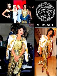 Mia Bad Girls This Bad Got Style M I A Collaborates With Versace U0027s Versus