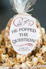 best 25 popcorn wedding favors best 25 engagement favors ideas on engagement