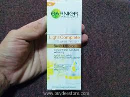 Serum Vitamin C Garnier garnier skin naturals light complete white speed essence