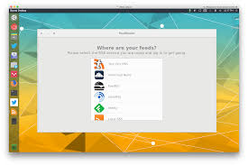 is feedreader the best rss reader for ubuntu ubuntu