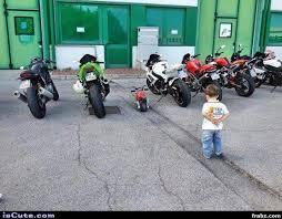 Biker Meme - little tiny biker meme generator captionator caption generator