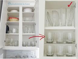 kitchen organization ideas for the inside of the cabinet diy kitchen organization ideas remodelando la casa