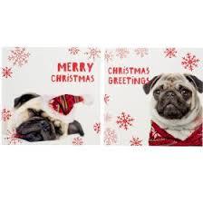 george home george home 20 pack pug cards asda groceries