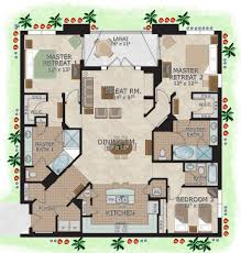 3 Bedroom Resort In Kissimmee Florida 3 Bedroom Suites In Orlando Rooms Lighthouse Key Resort