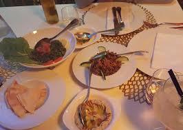 cuisine libanaise menu dégustation excellent pour découvrir la cuisine libanaise