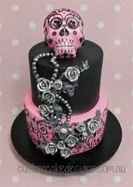 spirit halloween parkersburg wv sugar skull 21st cake spooky cakes and party themes pinterest