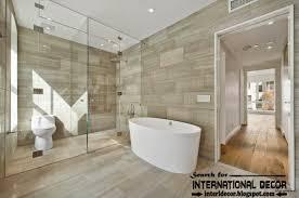 Modern Bathroom Floor Tiles Design Modern Bathroom Floor Tile Ideas With Grey Style