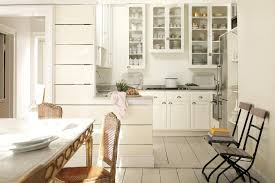 White Kitchen Cabinets And White Appliances by White Cabinets With Chocolate Granite Surfboard Drawer Pulls Knobs
