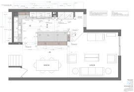 kitchen floorplan beechwood kitchen exle desousa design