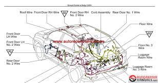 lexus interior parts catalog lexus rx270 330 2012 wiring diagram auto repair manual forum