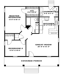 cottage homes floor plans two bedroom house plans two bedroom cottage floor plans