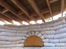 build an earthbag house for 6 164 u2022 nifty homestead